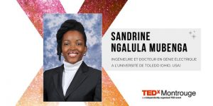 Dr Mubenga Speaks at TEDx Montrouge
